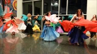 Brandeis University Belly Dance Ensemble