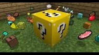 [Казакша майнкрафт ] Гонка с Lucky Block #1