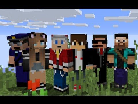Minecraft server zrození Czech Republic