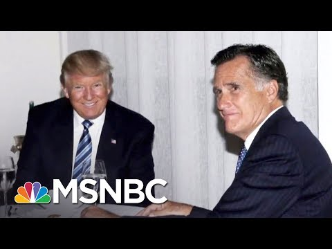 """Donald Trump Asks GOP Chairwoman To Drop """"Romney"""" From Name 