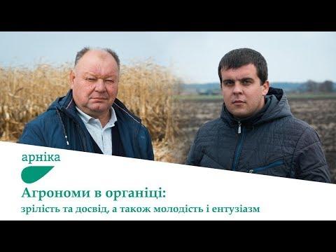 Агрономи в органіці: досвід Віктора Наливайка та ентузіазм Дмитра Ількевича