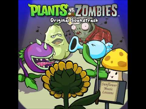 Full Plants vs. Zombies OST