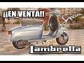 ¡VENTA! Lambretta Special 150