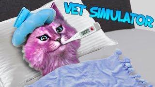 - Я ЗАБОЛЕЛА СИМУЛЯТОР ВЕТЕРИНАРА В РОБЛОКС roblox vet simulator