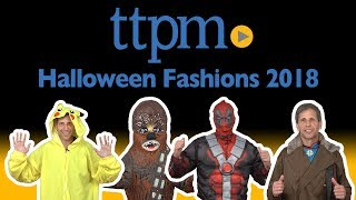 The Hottest Halloween Adult Costumes for 2018 including Black Panther, Jurassic World, Wonder Woman