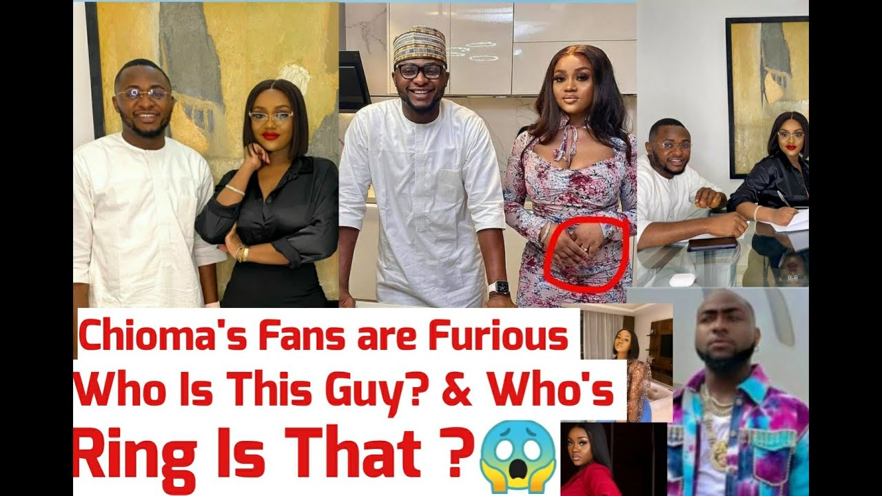 E Don Burst Davido Chioma And Fans Confussion |Fans Of Davido and Chioma Are So Furious To Know.....