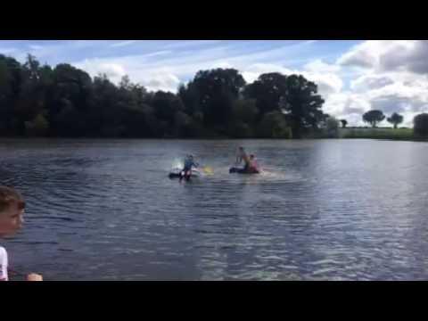Great Raft Race Challenge