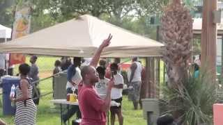 Peace and Feast in the Neighborhood (Riviera Beach)