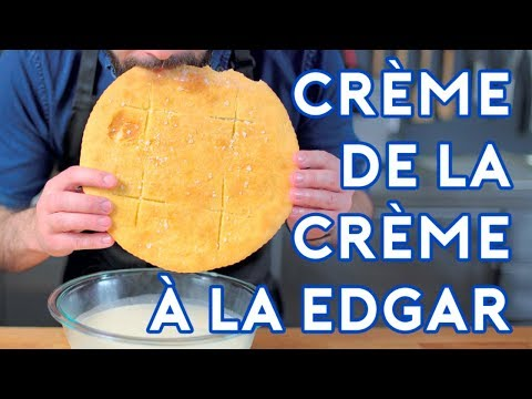 Binging with Babish: Crème de la Crème à la Edgar from The Aristocats
