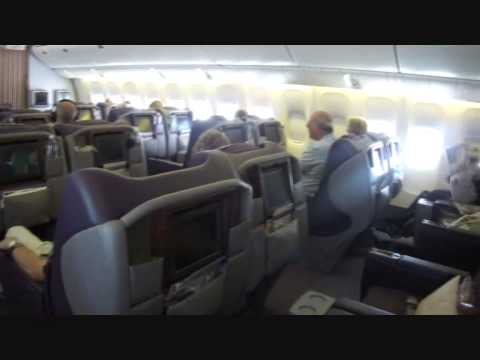 Royal Brunei Airlines  Business Class