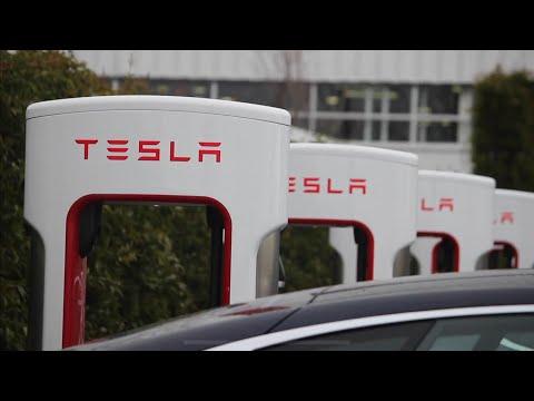 Touring the Tesla Factory and Hawaii!!