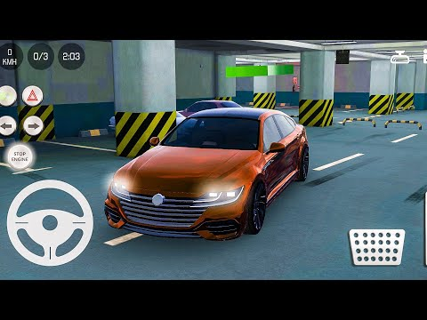 Real Car Parking 2 : Driving School 2018 #3 - Android Gameplay FHD