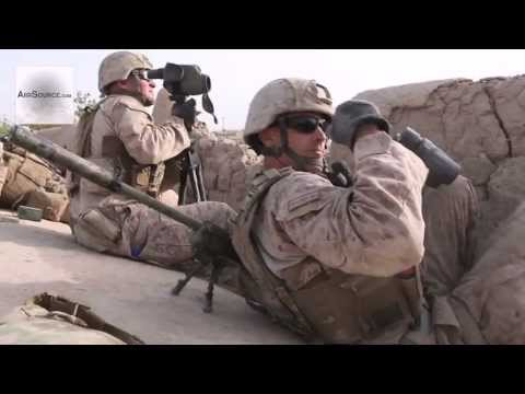 Scout Snipers Sight In - Operation Helmand Viper, Afghanistan