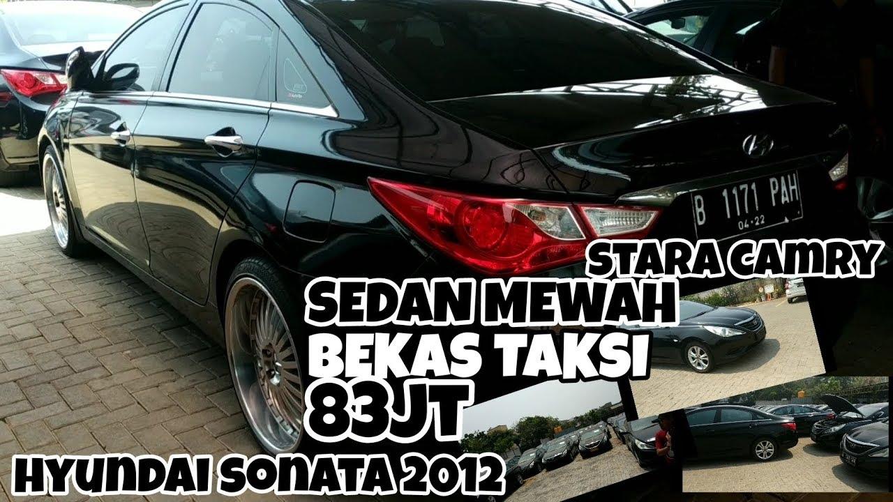 Hyundai Sonata Yf 2012 Bekas Taksi Keren