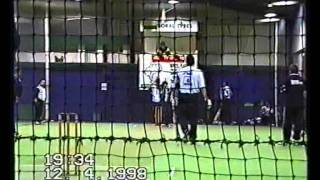 Patriots v Destroyers Indoor Cricket FILE SEVEN