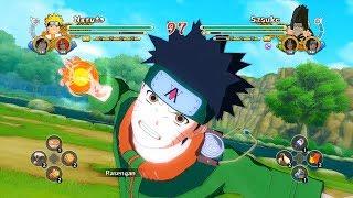 Naruto Ultimate Ninja Storm 3 Full Burst Hunter X Hunter Gon Freecss PTS Naruto Mod Gameplay (PC)