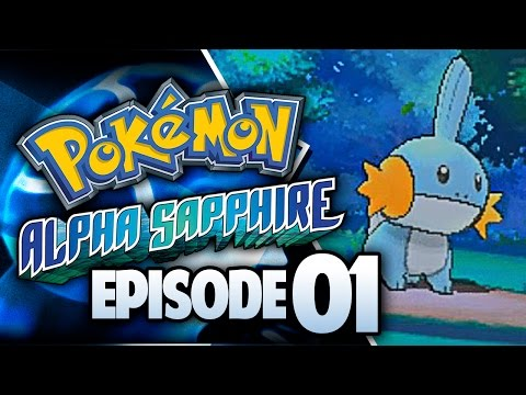 Pokémon Alpha Sapphire Let's Play w/ TheKingNappy! - Ep 1
