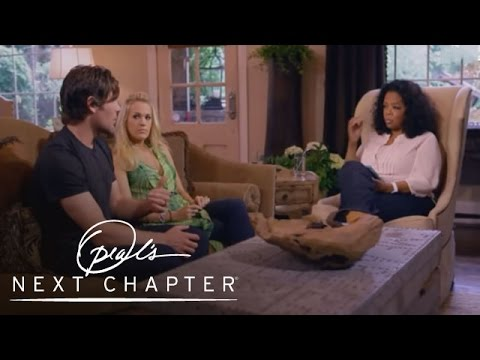 Mike Fisher and Carrie Underwood Discuss Faith   Oprah's Next Chapter   Oprah Winfrey Network