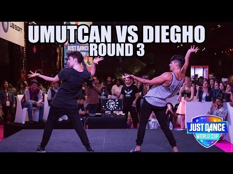 JUST DANCE WORLD CUP 2017 - ROUND 3 - UMUTCAN VS DIEGHO