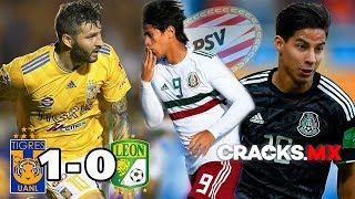 TlGRES toma ventaja; GlGNAC histórico | MACÍAS en la mira del PSV | CAE el TRl en el MUNDlAL