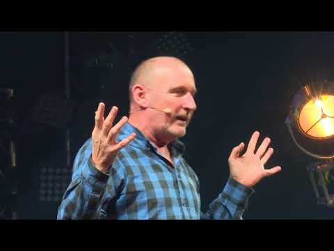 Message Conference 2017: Andy Hawthorne – You Are Not A Digger.