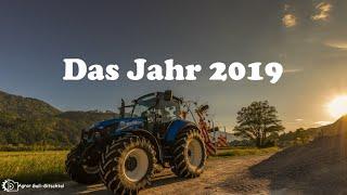Das Jahr 2019/ Unveröffentlichtes/Fendt/Steyr/ Hatzenbichler/Tomic Front Packer /Pöttinger/VW Jetta