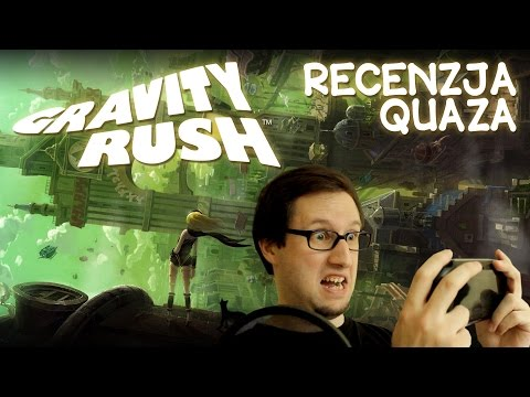 Gravity Rush (PS Vita) - recenzja quaza