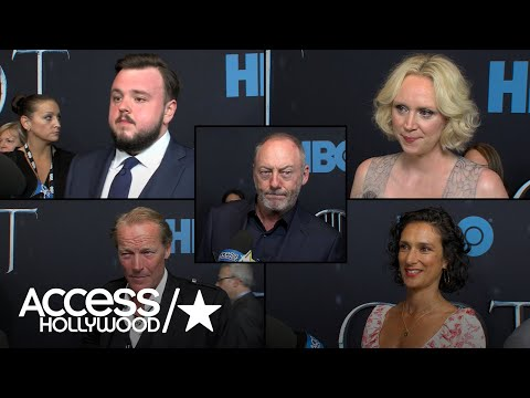 'Game Of Thrones' Cast Talk Series' Most-Shocking Moments (Part 1) | Access Hollywood