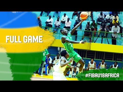Gabon v Cote d'Ivoire - Full Game - 2016 FIBA Africa U18 Championship