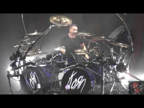 Korn, Ray's Drum Act,LIVE@, AB, FULL HD, 1080, 2016