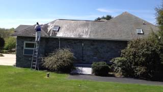 Roof cleaner in Lancaster PA 17601