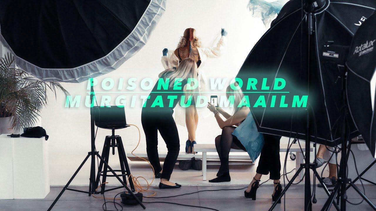 Poisoned World / Mürgitatud Maailm - A Photoshoot by Maffiti