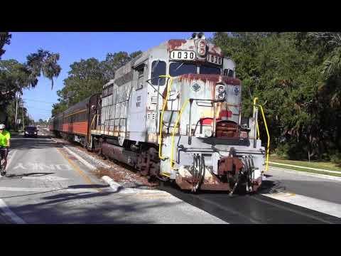 The Orlando & Northwestern Railway, Royal Palm Railway Excursions, 11/4/17
