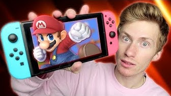 Nintendo Switchin parhaat pelit!