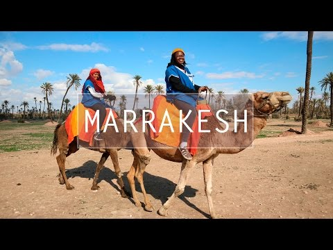 COUNTRY#15: LOST IN MARRAKESH | TRAVEL VLOG