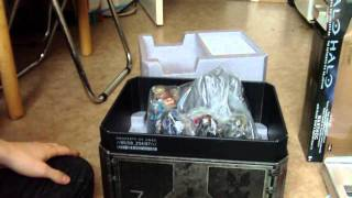 Unboxing Halo Reach Legendary Edition