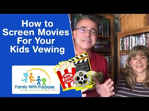 How to screen movies ratings for your kids viewing   imdb rating movies