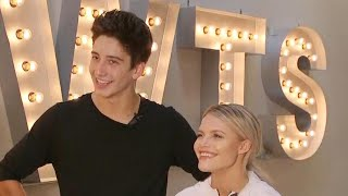 Why Milo Manheim Says Romance With Maddie Ziegler Is 'Not Gonna Happen'