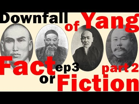 TriEssence : Fact or Fiction Ep3 Downfall of Yang family part 2