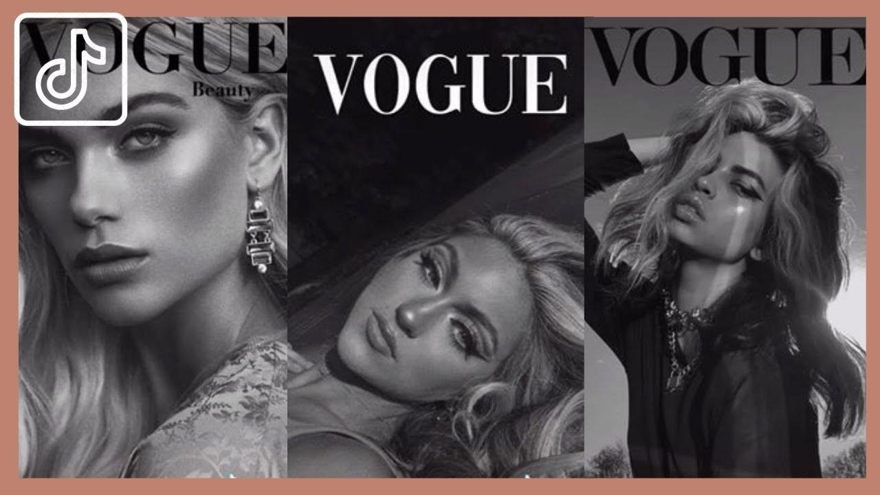 Vogue Tiktok Challenge │ Tiktok Compilation (JACKBOYS, Travis Scott - OUT WEST)