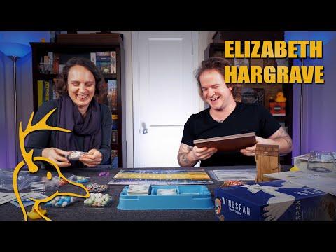 A Conversation With - Wingspan Designer Elizabeth Hargrave - (Quackalope Games)
