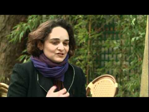 Conversation avec Elise Domenach (Gertruda de Carl Dreyer)