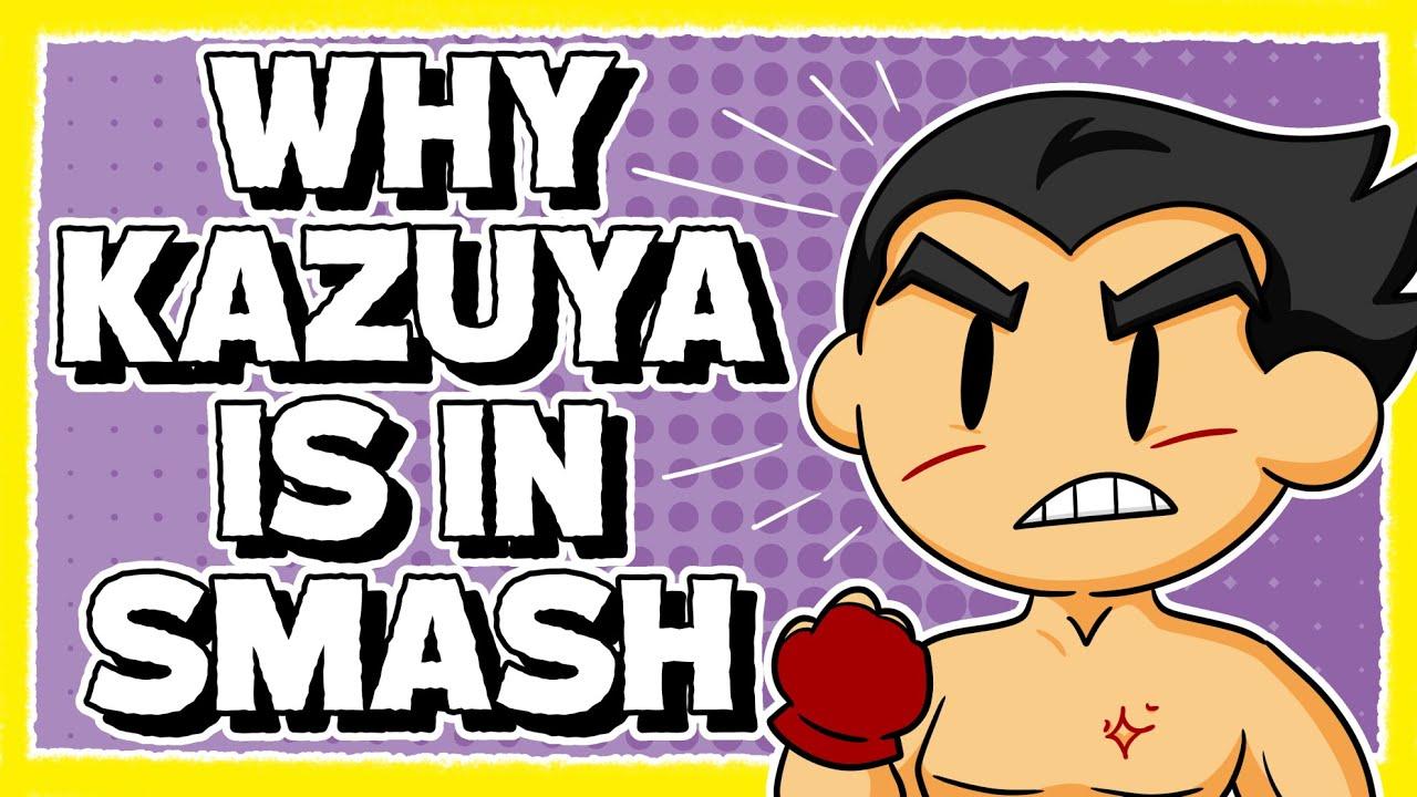 How Friendship Got Kazuya in Smash Bros Ultimate