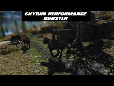 SKYRIM PERFORMANCE BOOSTER at Skyrim Nexus - mods and community