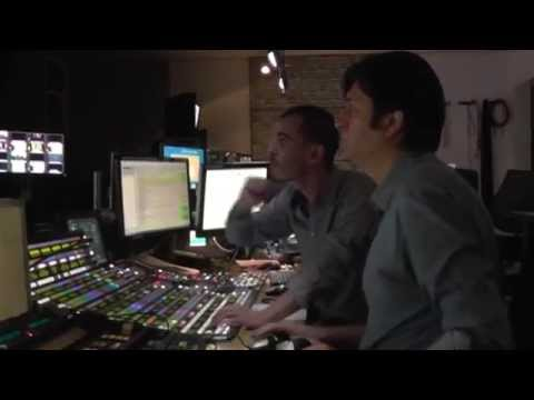 Chris Howse ITV London - The Week On The Web (behind the scenes)