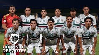 ¡México campeón! El Tri Sub-17 derrotó a su similar de Estados Unidos