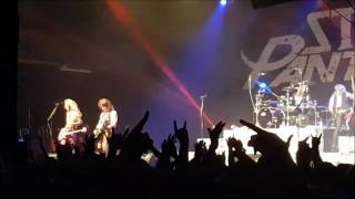 Steel Panther- Asian Hooker -Turn out the Lights - 05.10.16-Live in Köln - Palladium