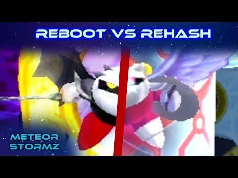 Meteor Stormz #3 - Reboot vs. Rehash