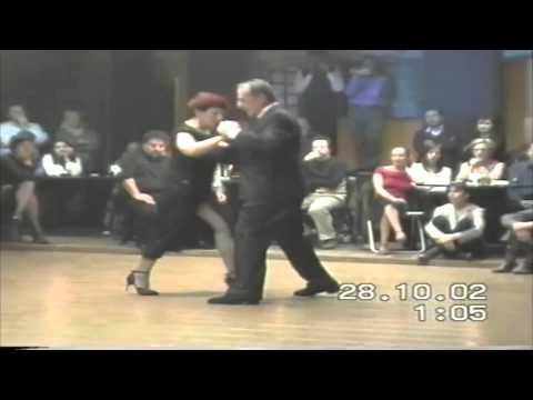 Martha y Manolo le origini del tango spettacolo   Shusheta video di Francesco El Actor