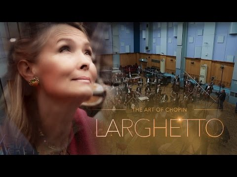 Elizabeth Sombart « The Art Of Chopin » Piano Concerto No2 in Fm, Larghetto